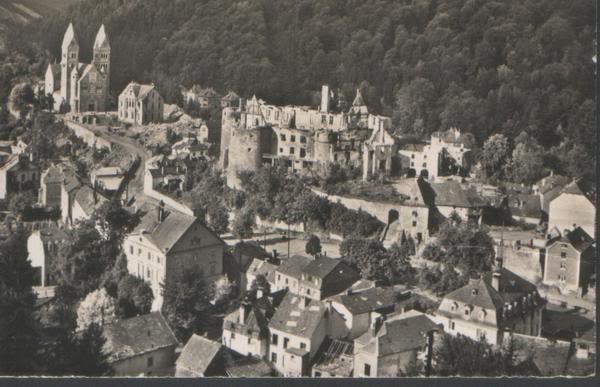 clervaux - Clervaux - le chateau Clervaux