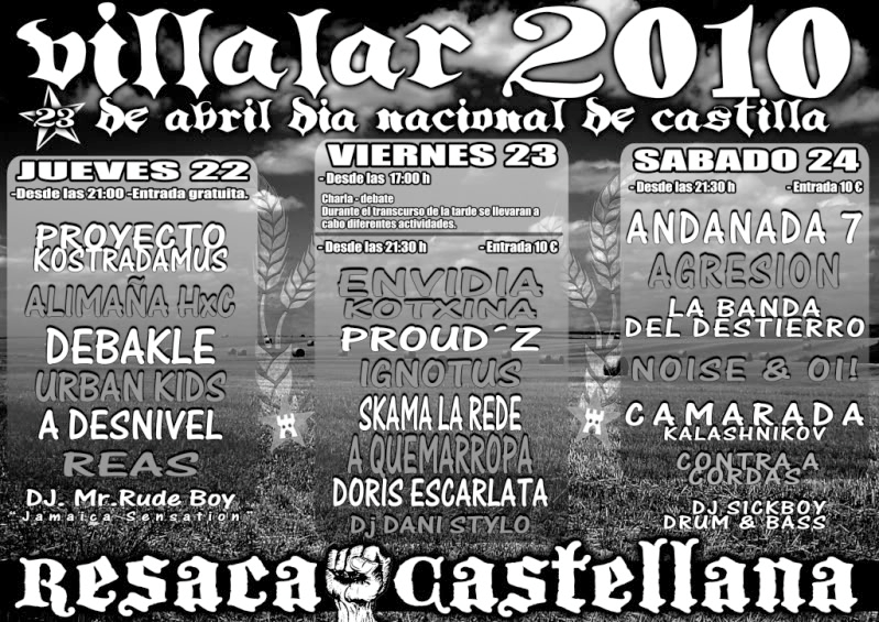 VILLALAR 2010 | 23 DE ABRIL, DÍA NACIONAL DE CASTILLA Definitivopsdcopia