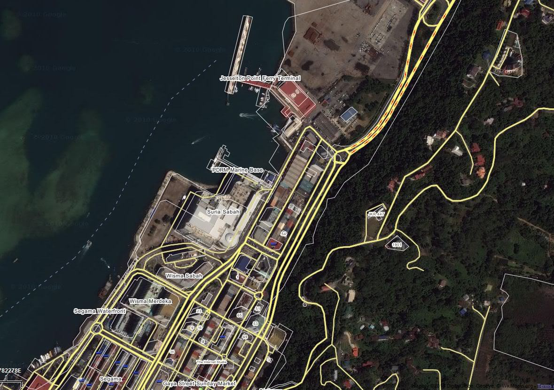 沙巴の亞庇, 讓你我了解更多 Map5