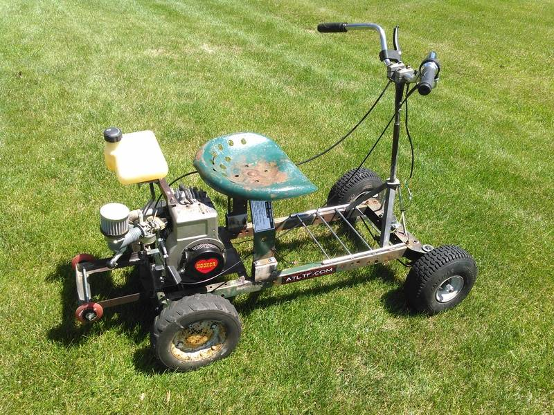 nabbed a free mower/kart chassis from a neighbor... KIMG0266_zpsfphkjqe7