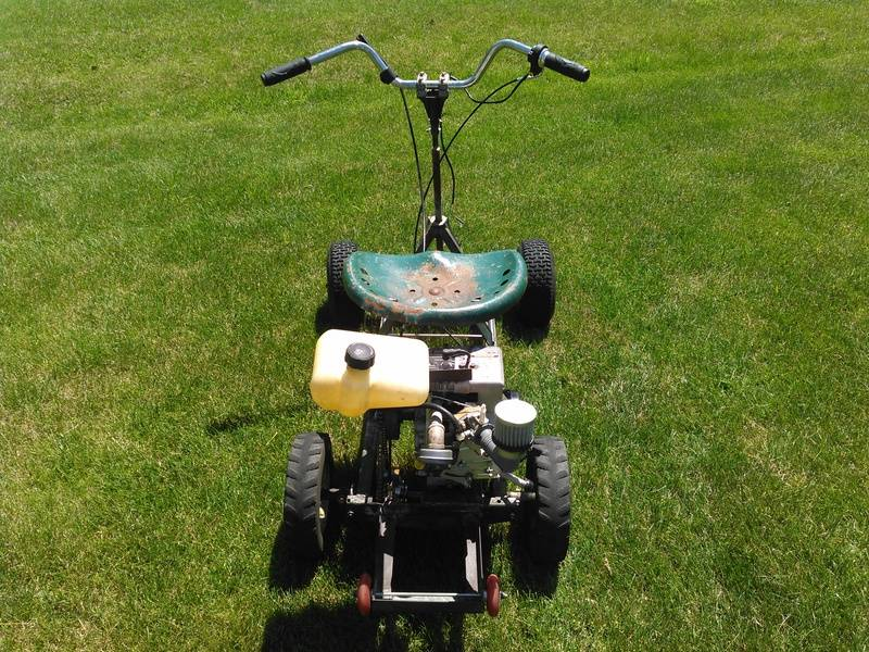 nabbed a free mower/kart chassis from a neighbor... KIMG0268_zps3a132yzr