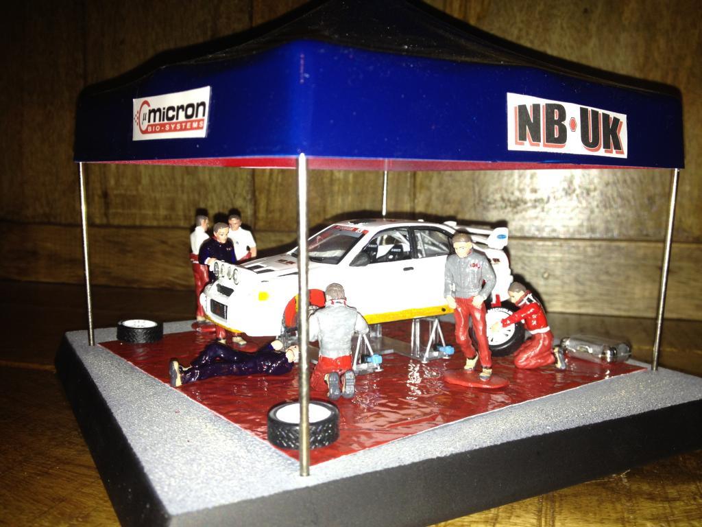 NBUK- MICRON Diorama Picture411