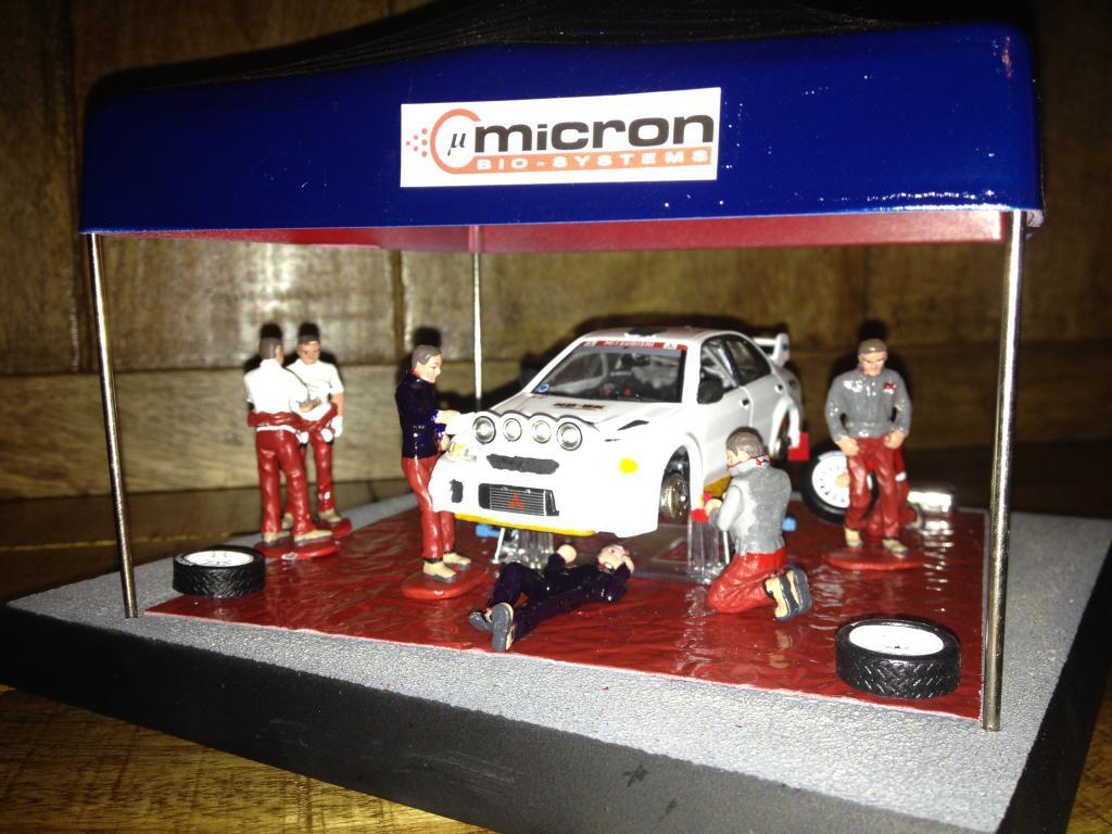NBUK- MICRON Diorama Picture412