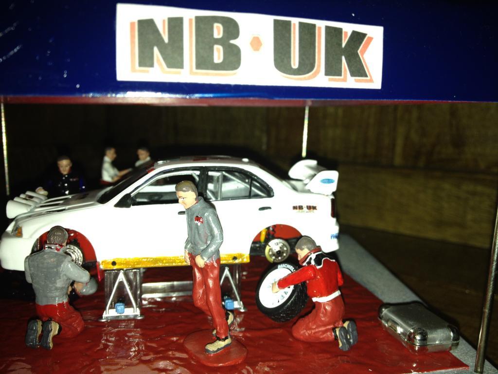NBUK- MICRON Diorama Picture413