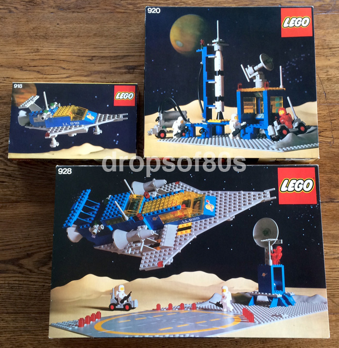 [LEGO] : ESPACE - SPACE - Page 5 Lego_918_920_928_1