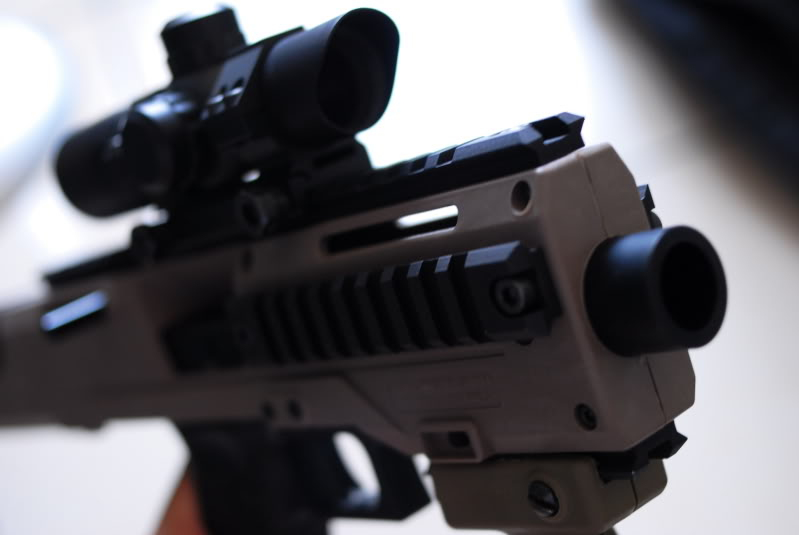 New Wepon HERA-ARMS for Glock 18c Models DSC_2688