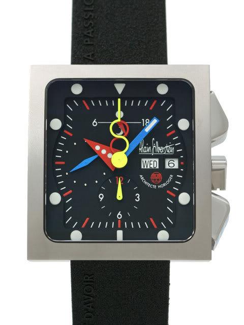Et si vous portiez une montre carrée ce serait ? 6249-AS