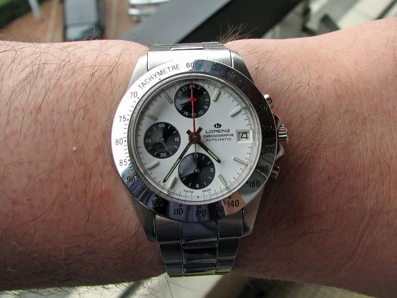 Cette montre aurait dû être celle de Chuck Maddox... Lorenzchuck7