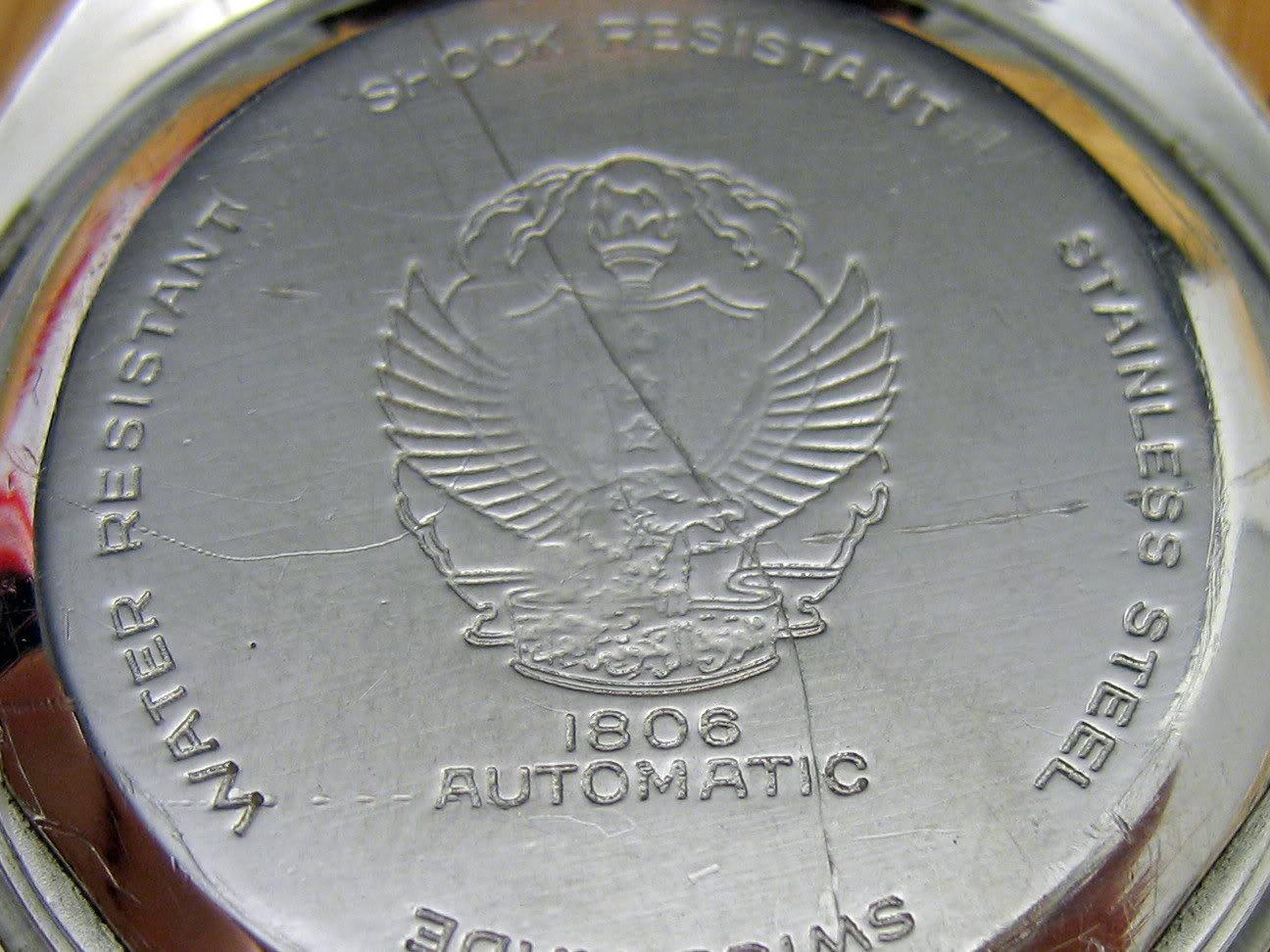 Les montres militaires : Votre avis Breitlingiraqiback