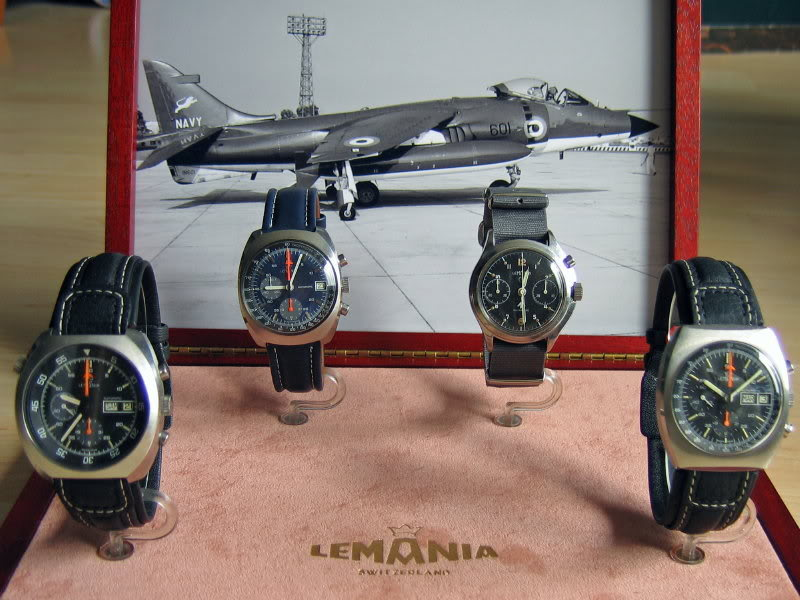 Chronographes des années 70 Lem8b