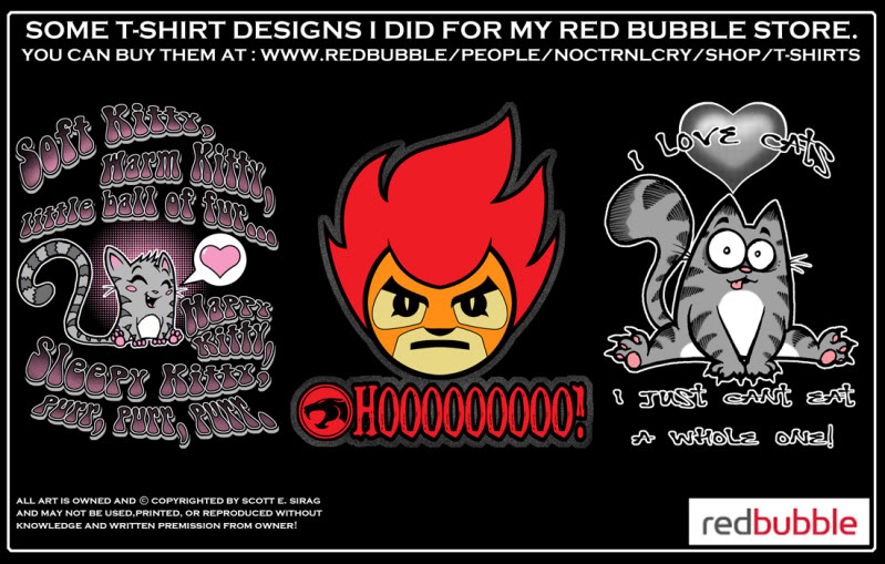 MORE T-SHIRT STUFF FROM NOCTRNLCRY! Take a look!!! Redbubbleboards6