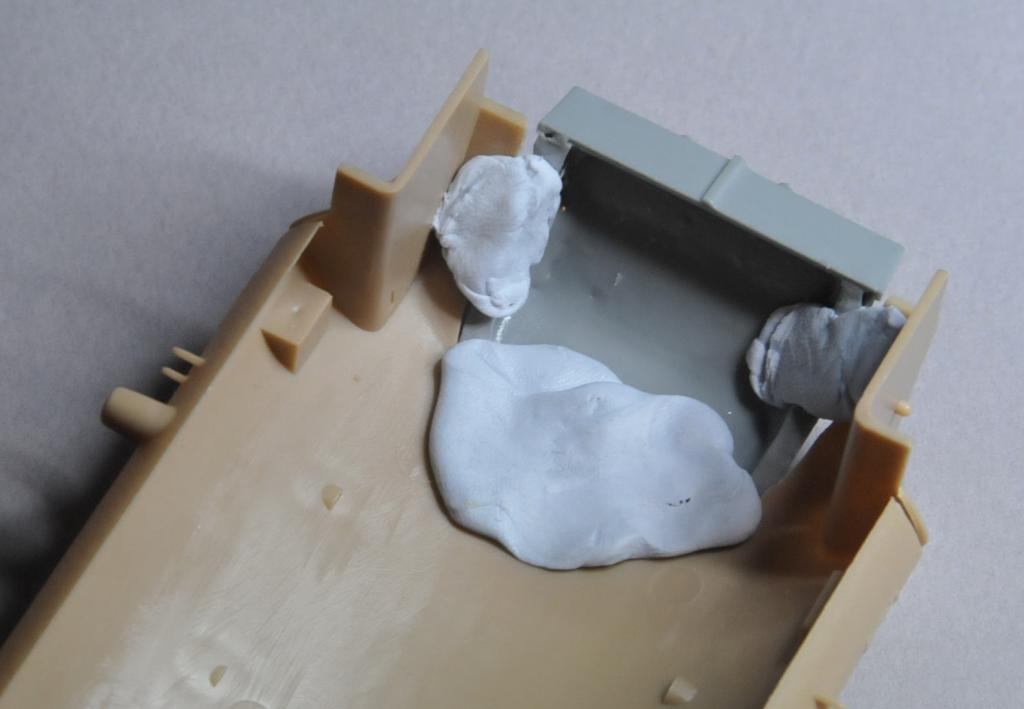 *Peinture en cours* M60A2 1/35 conversion Adler sur base Esci/AFV Club WAS_6959