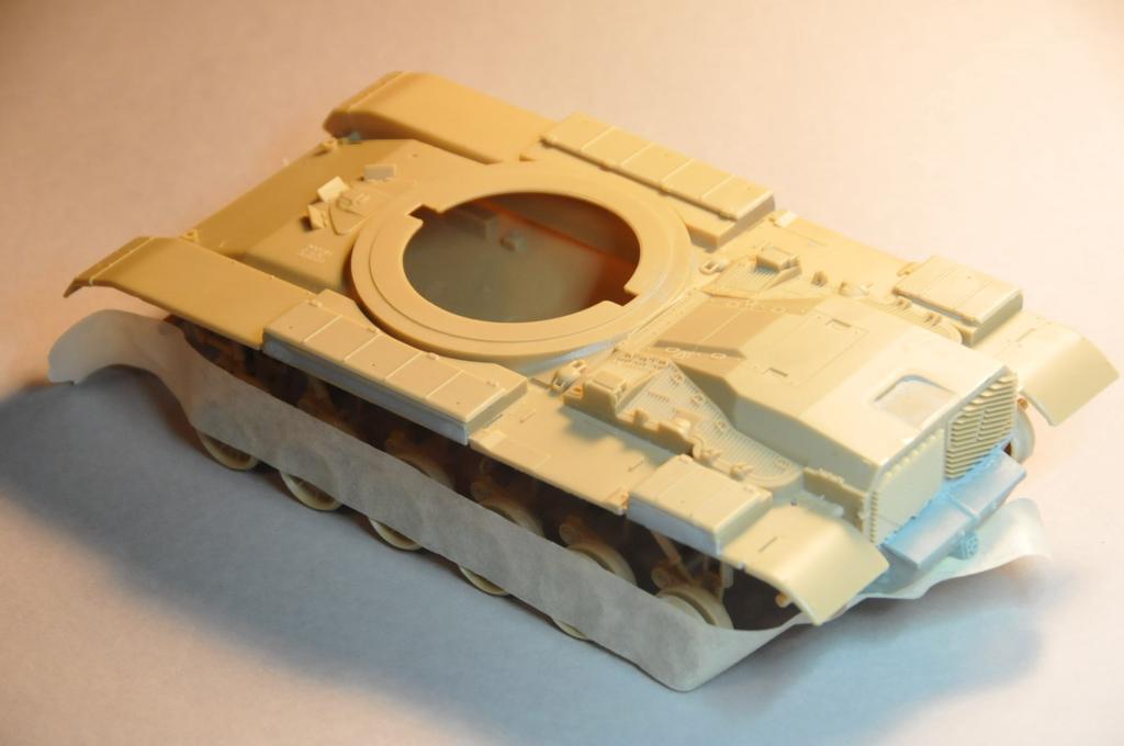 *Peinture en cours* M60A2 1/35 conversion Adler sur base Esci/AFV Club WAS_6990