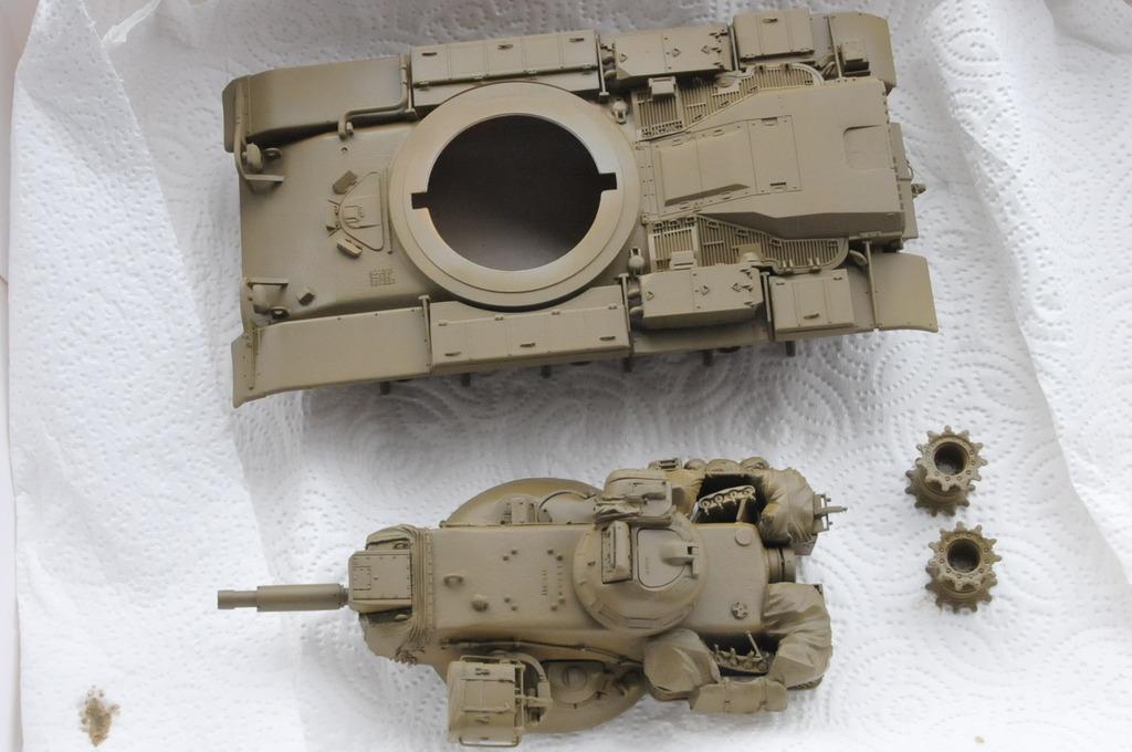 *Peinture en cours* M60A2 1/35 conversion Adler sur base Esci/AFV Club - Page 4 WAS_7580