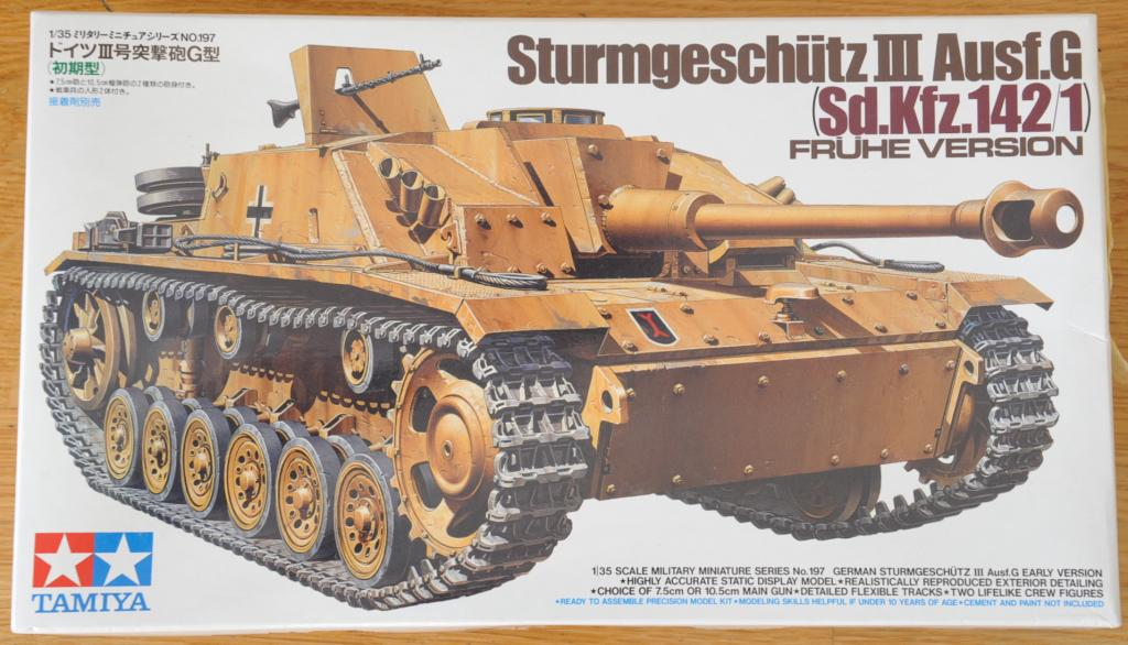*Terminé!* StuG III Ausf G avec roues métalliques (base Tamiya 1/35). BER_3044