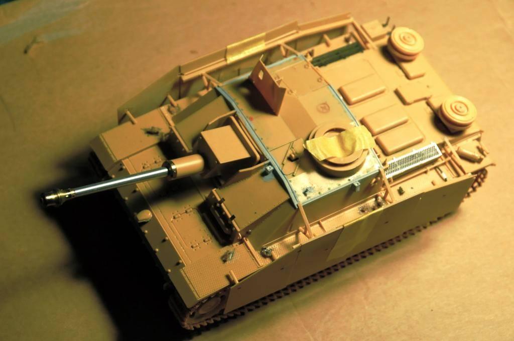*Terminé!* StuG III Ausf G avec roues métalliques (base Tamiya 1/35). WAS_5930