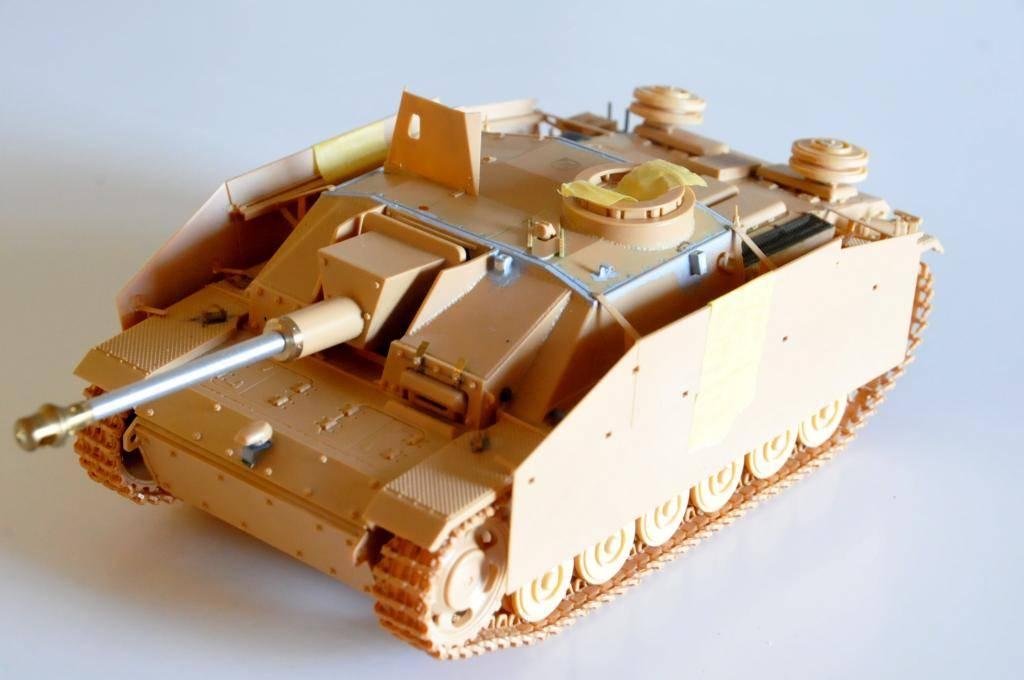 *Terminé!* StuG III Ausf G avec roues métalliques (base Tamiya 1/35). WAS_5944