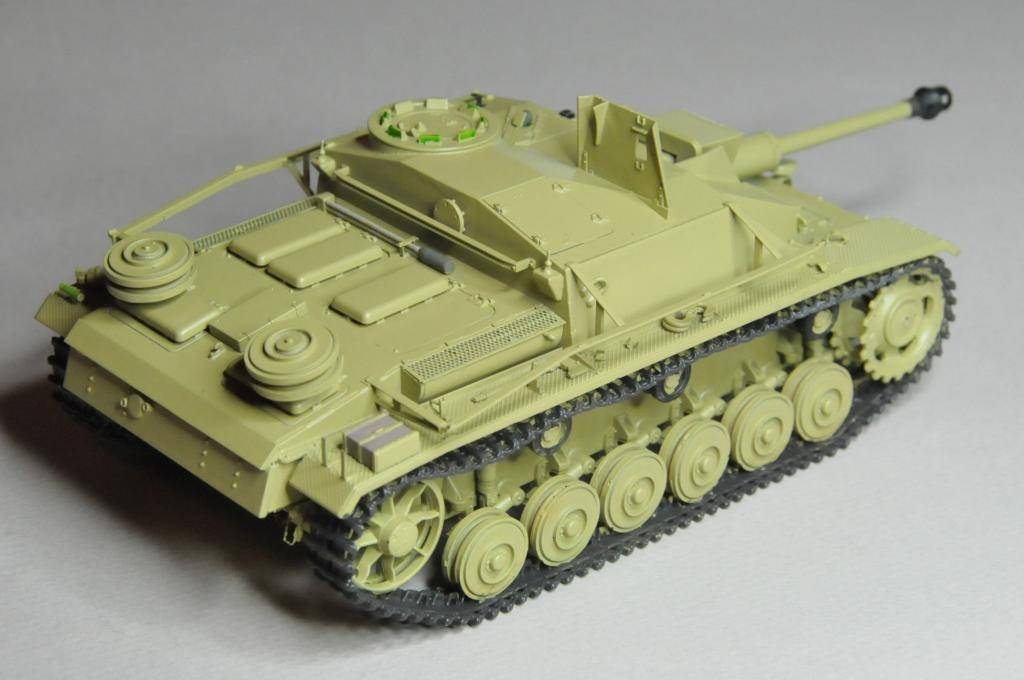 *Terminé!* StuG III Ausf G avec roues métalliques (base Tamiya 1/35). WAS_6698