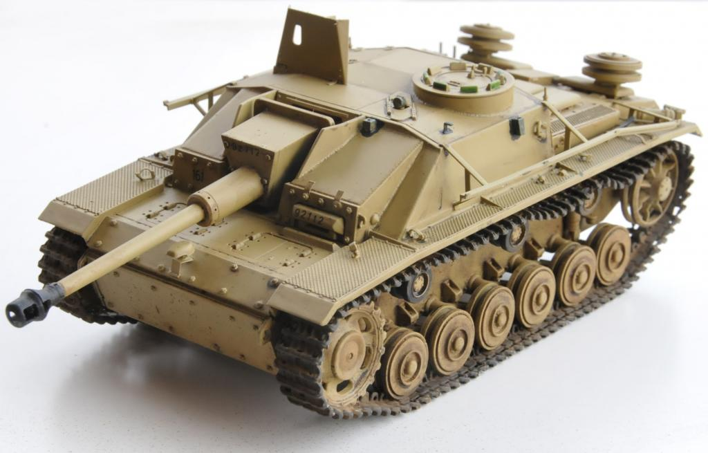 *Terminé!* StuG III Ausf G avec roues métalliques (base Tamiya 1/35). - Page 2 WAS_6770