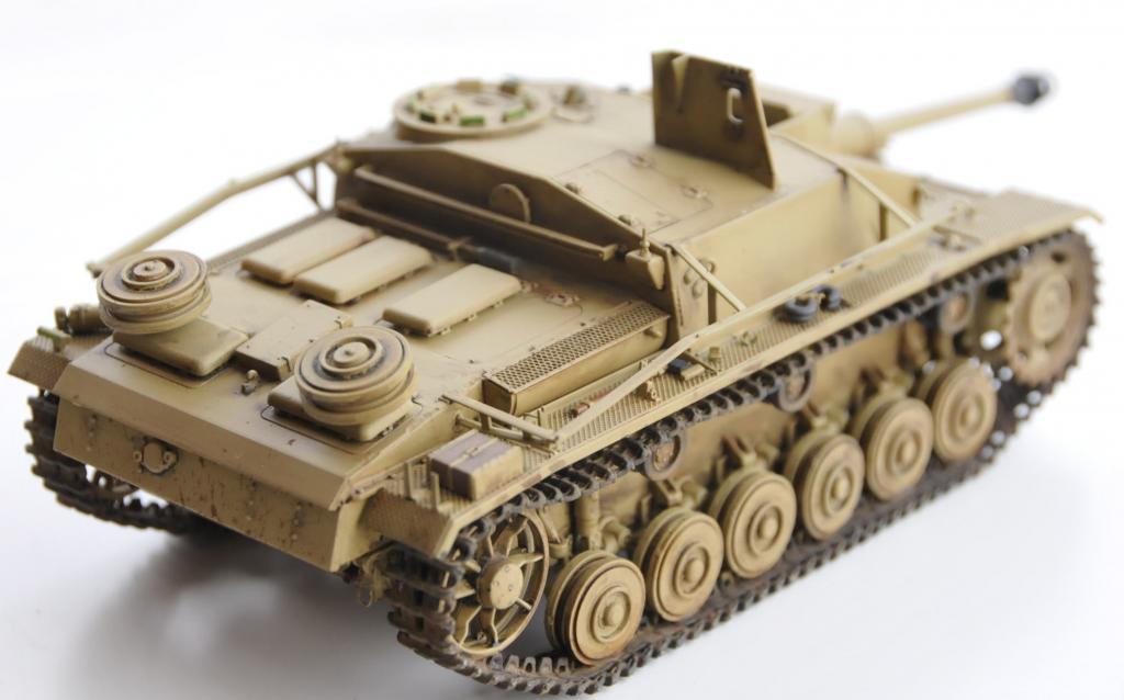 *Terminé!* StuG III Ausf G avec roues métalliques (base Tamiya 1/35). - Page 2 WAS_6776