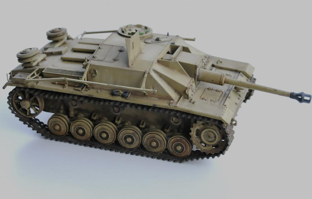 *Terminé!* StuG III Ausf G avec roues métalliques (base Tamiya 1/35). - Page 2 WAS_6786