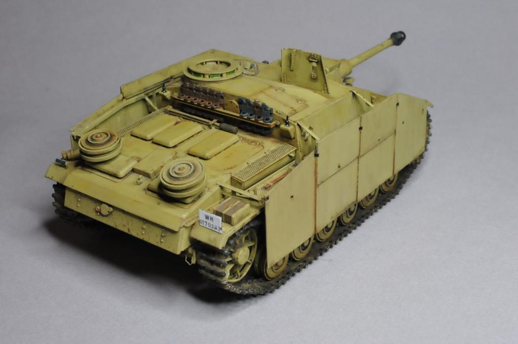 *Terminé!* StuG III Ausf G avec roues métalliques (base Tamiya 1/35). - Page 2 WAS_6801