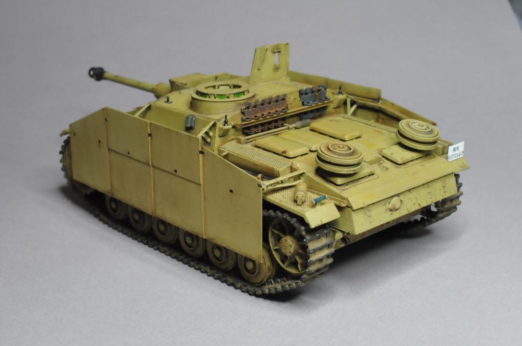 *Terminé!* StuG III Ausf G avec roues métalliques (base Tamiya 1/35). - Page 2 WAS_6804