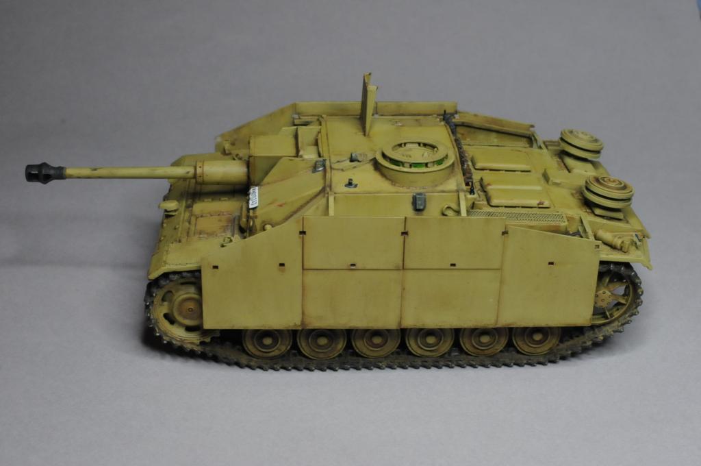 *Terminé!* StuG III Ausf G avec roues métalliques (base Tamiya 1/35). - Page 2 WAS_6810