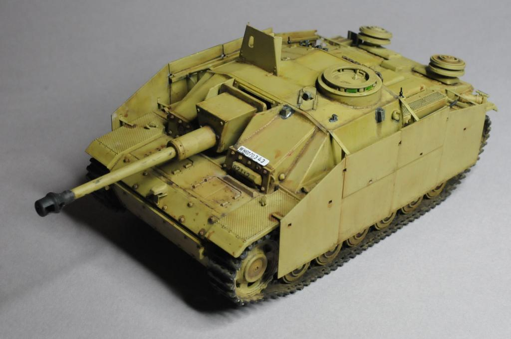 *Terminé!* StuG III Ausf G avec roues métalliques (base Tamiya 1/35). - Page 2 WAS_6820