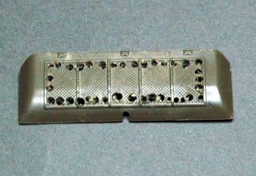 T34 Tamiya au 1/48. T34coverholes
