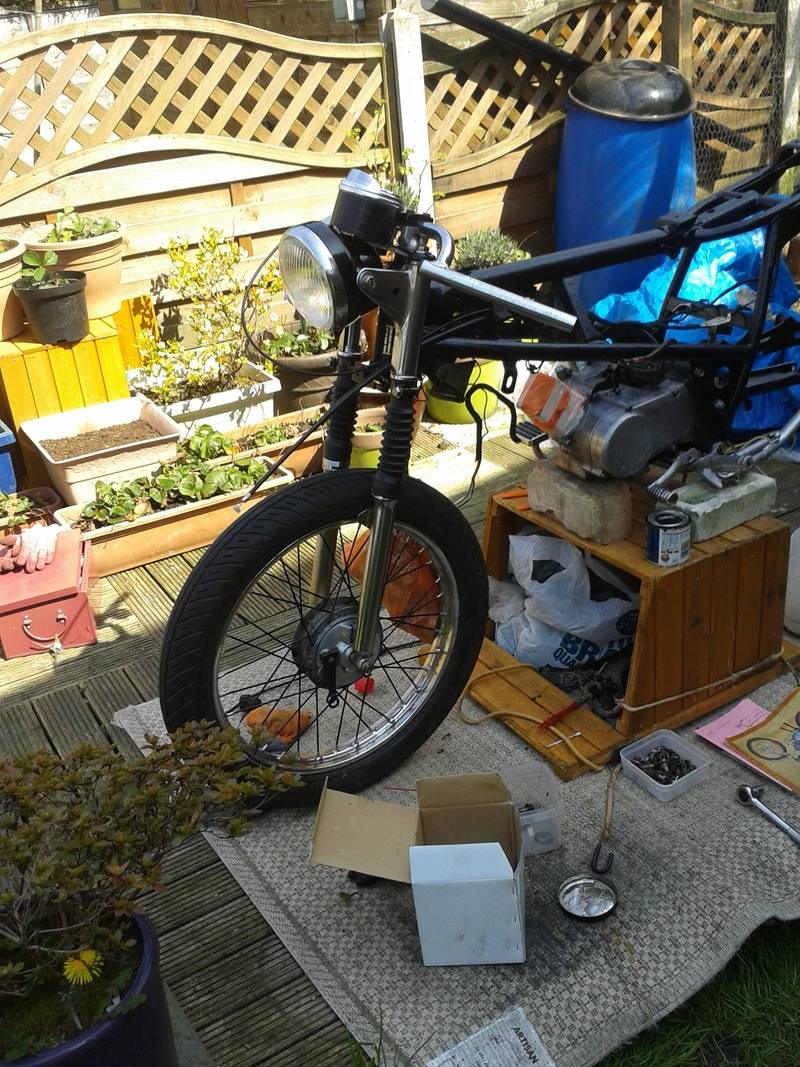 Honda h100A 1980, Some history and build pictures. 20150420_125543_zpscwvzzrzv