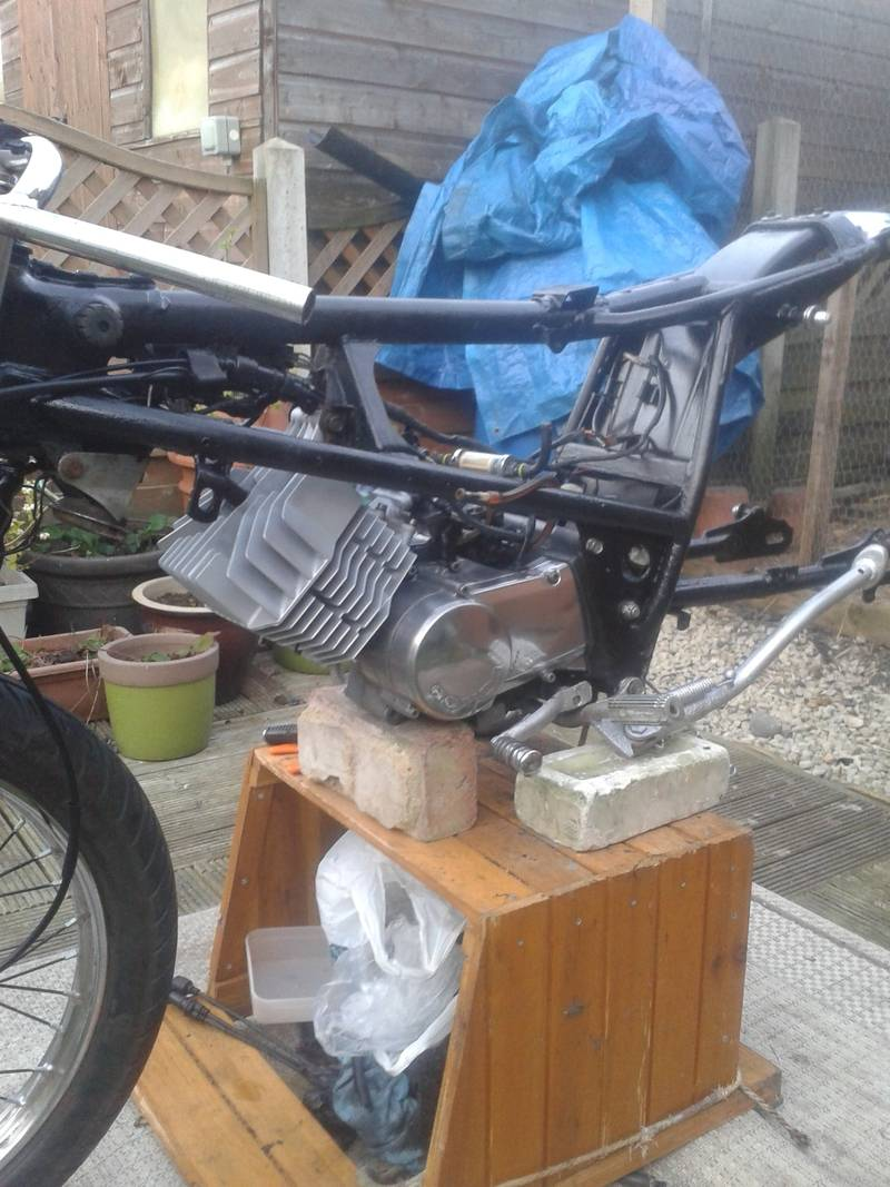 Honda h100A 1980, Some history and build pictures. 20150421_195210_zpsj8gwgihk