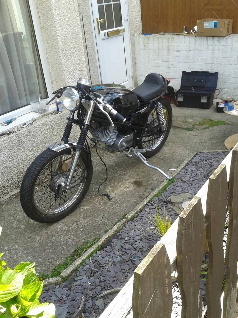 Honda h100A 1980, Some history and build pictures. 20150428_122151_zpsgpefw85b