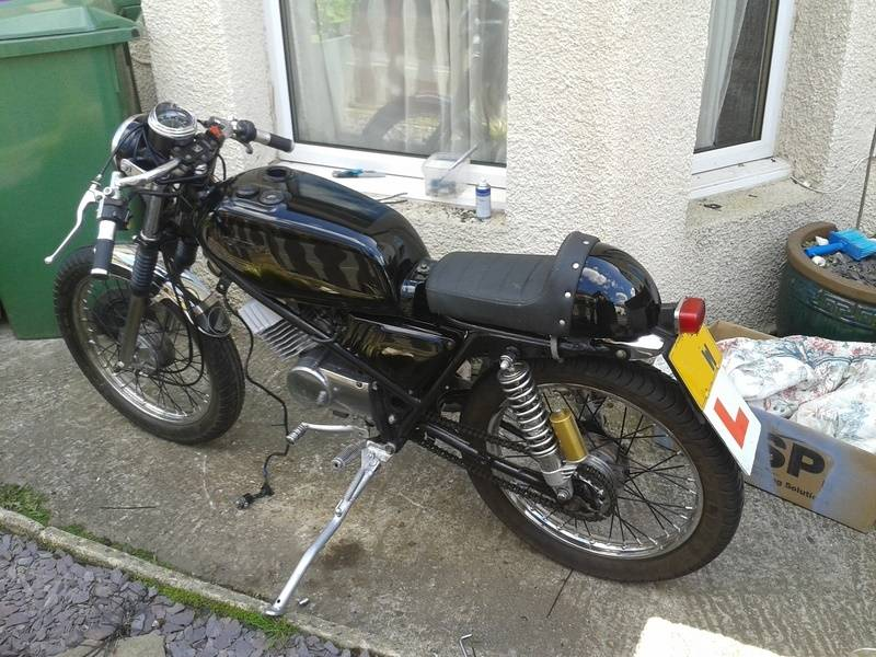 Honda h100A 1980, Some history and build pictures. Bike3_zpsoyac3ivm