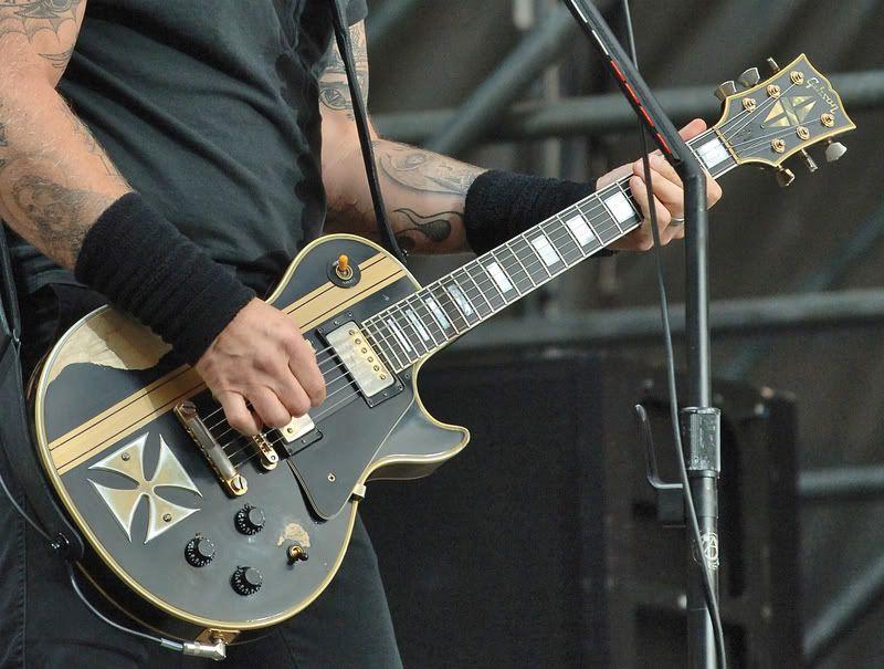 Tus 5 Guitarras favoritas Ironcross