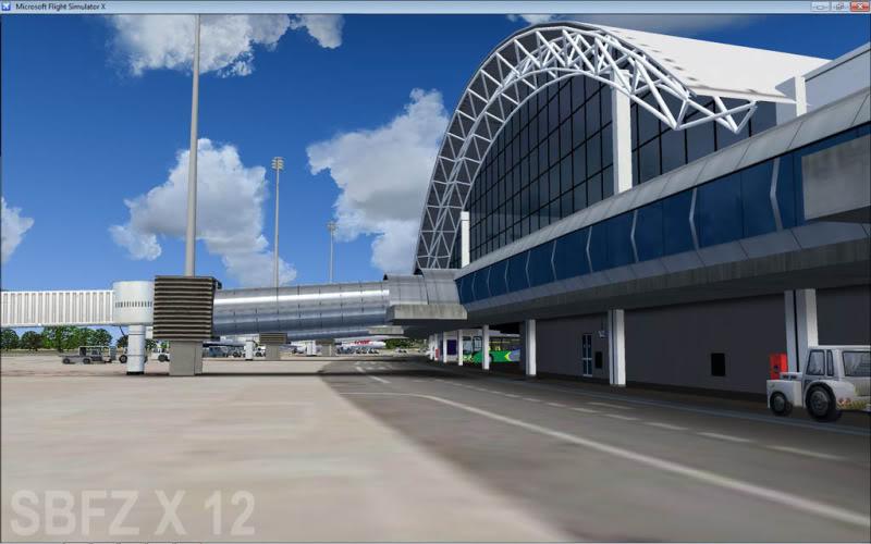 cenários de aeroportos Sbfz10