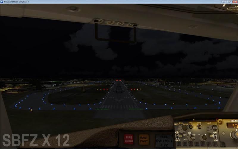 cenários de aeroportos Sbfz12