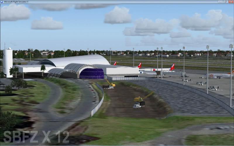 cenários de aeroportos Sbfz16