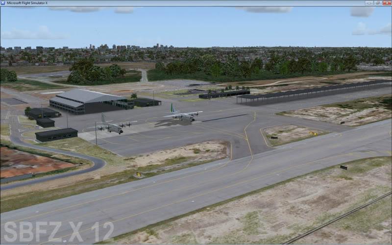 cenários de aeroportos Sbfz6