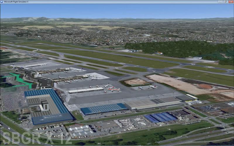 cenários de aeroportos Sbgr1-1