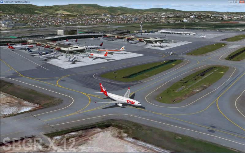 cenários de aeroportos Sbgr2-1