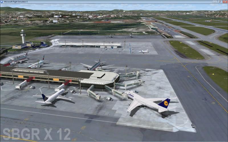 cenários de aeroportos Sbgr3-1