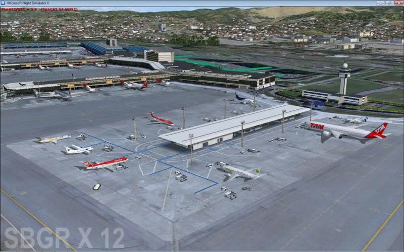 cenários de aeroportos Sbgr4-1