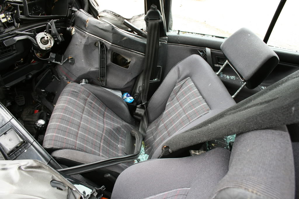 1988 Mk2 8V Gti run about *With updated crash photos :(* Picture093