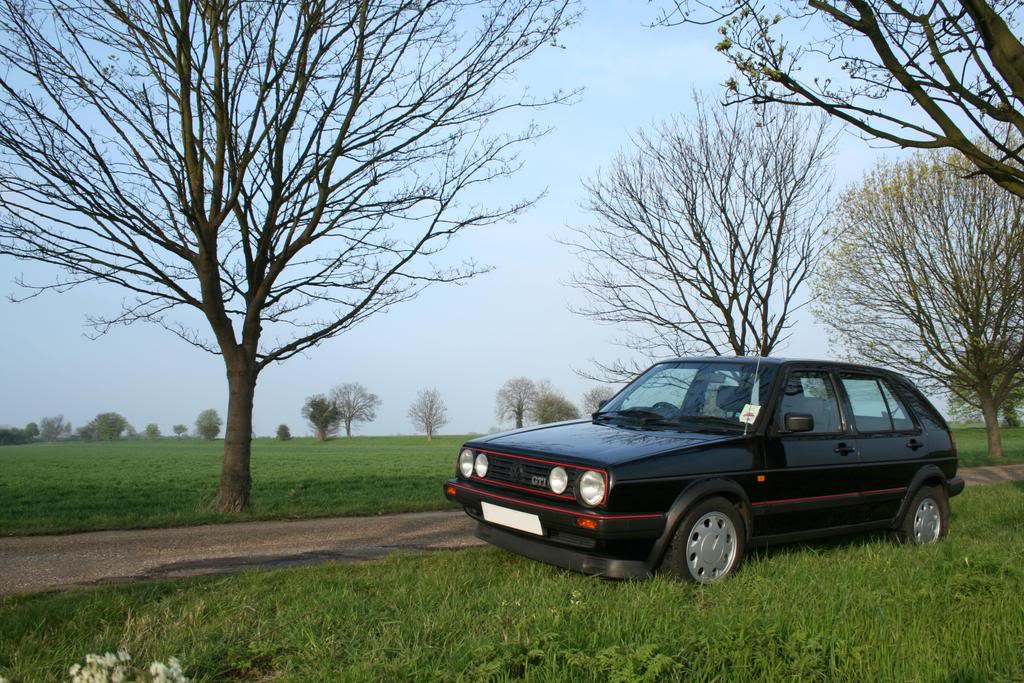 1988 Mk2 8V Gti run about *With updated crash photos :(* Modded2