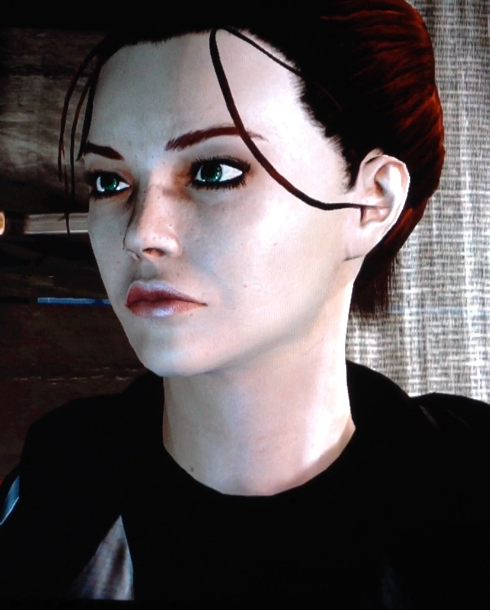 Obligatory Post-Your-Shepard Thread Femshep