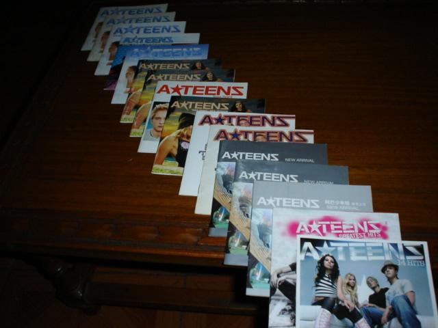 A * Teens - 14 Hits CD (Por primera vez para Descargar)!!! Videos047