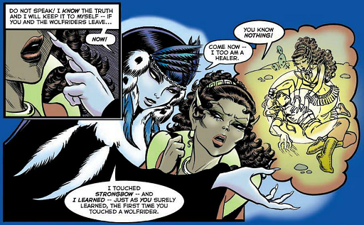 REFERENCE : MAGIC IN ELFQUEST INFO_HealingTellsMuchAboutGenetics
