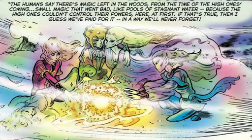 REFERENCE : MAGIC IN ELFQUEST INFO_PoolOfStagnantMagic