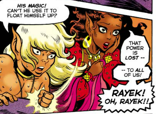 REFERENCE : MAGIC IN ELFQUEST INFO_SelfLevitationThoughtLost